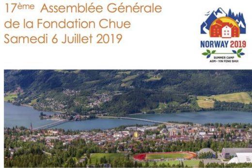 AGM 2019, Norvège