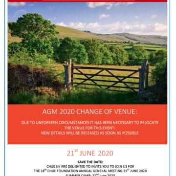 AGM 2020, UK